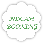 Nikah booking